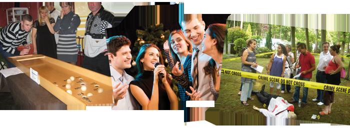 ludo party jeux en bois karaoké kara-équipe murder party