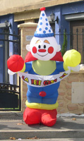 Clown Gonflable